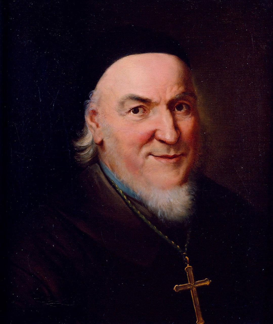 Il vescovo Adeodato Turchi